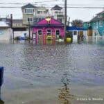 Beach Haven Flooding October 2018
